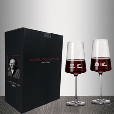 Metropolitan Red Wine Glass - Set of 2