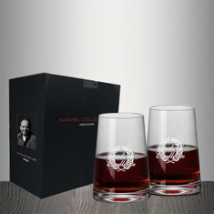 Metropolitan Stemless Red Wine - Set of 2
