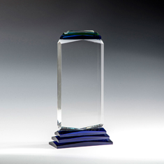 "10"" Facination Crystal Award"